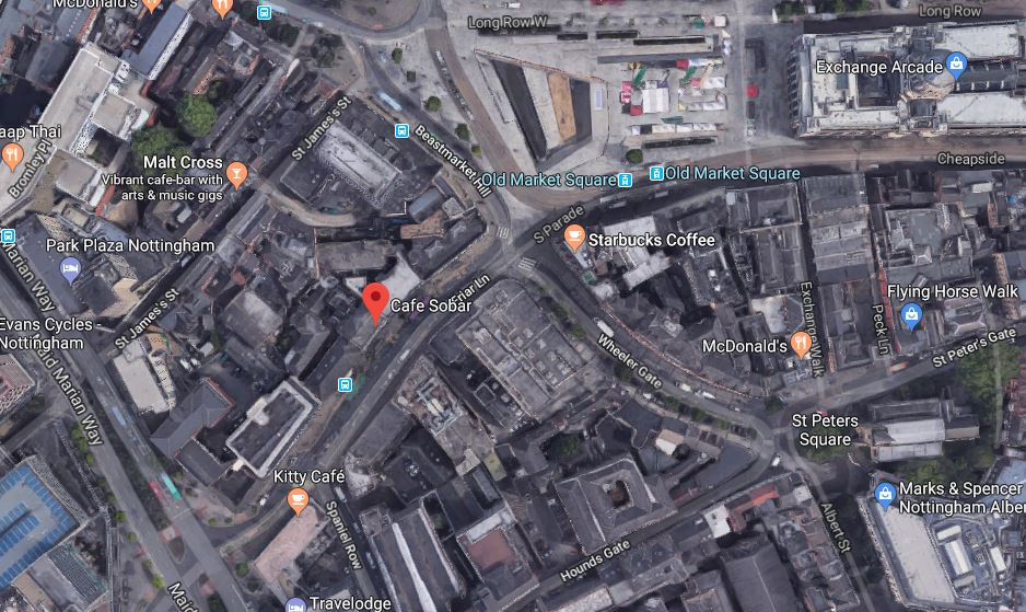 March's Monthly Meeting – New Location